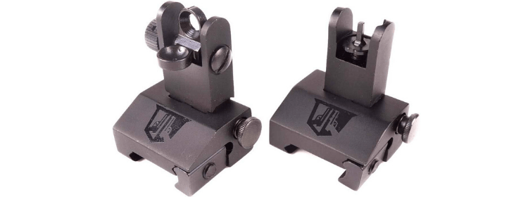 Best Back-Up Iron Sights (BUIS) 2021