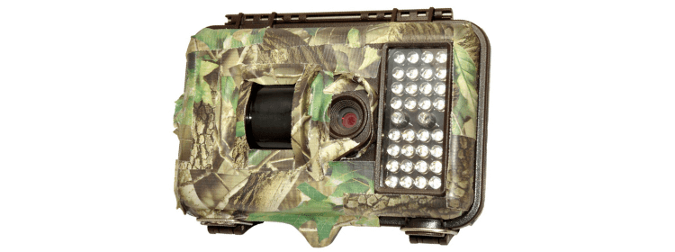 trail cameras flash